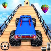 Monster Truck Stunt Game Monster Truck Stunts Race