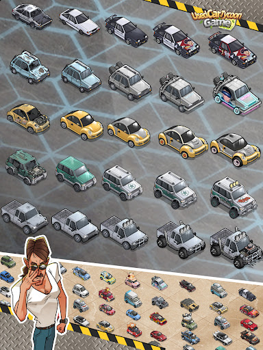 Used Car Tycoon Game Apkfinish screenshots 22