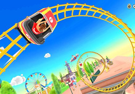 Thrill Rush Theme Park Mod Apk 4.4.79 (Unlimited Money) 3