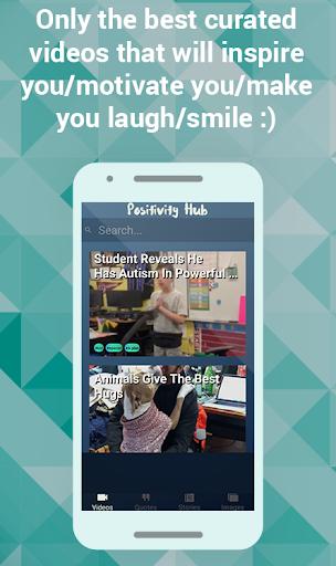 Positivity Hub screenshots 1