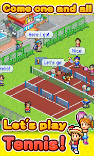 Tennis Club Story Mod APk 2.0.0 Download [Unlimited Money] Free 1