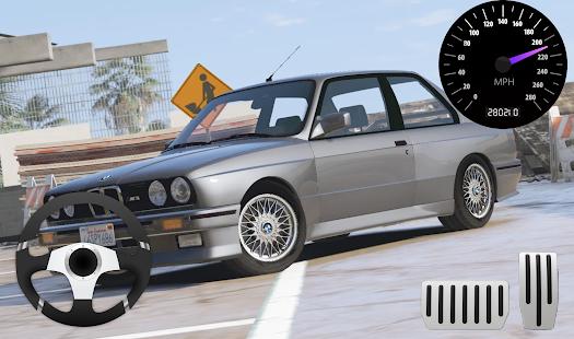 Run Racer BMW M3 Parking Star 11.1 Screenshots 1