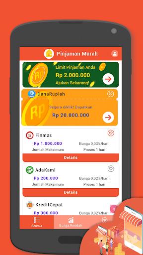Pinjaman Murah – Aplikasi Pinjaman Online Langsung Cair Bunga Paling rendah