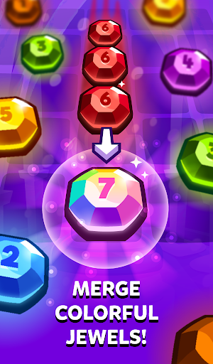Bubbu Jewels - Merge Puzzle screenshots 23