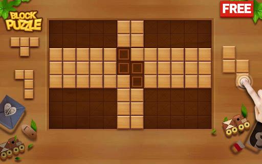 Wood Block Puzzle android2mod screenshots 16