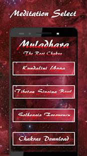 Muladhara Root Chakra