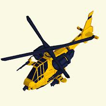Helicopter Warrior : Alien Defender APK