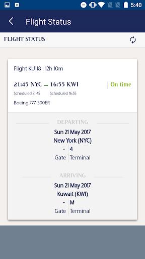 Kuwait Airways 11.6 Screenshots 8