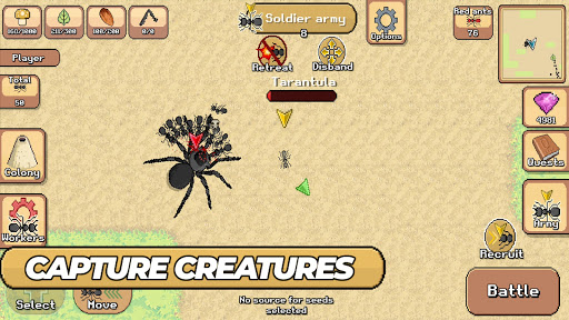 Pocket Ants: Colony Simulator 0.0574 screenshots 3