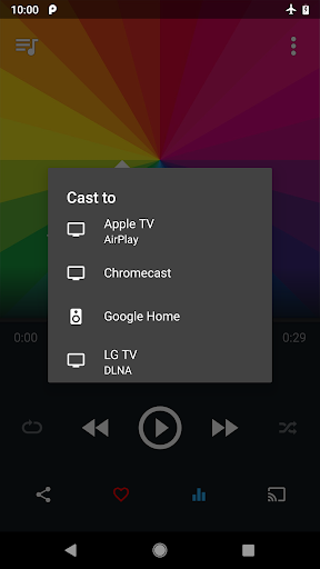 doubleTwist Music & Podcast Player with Sync screenshots 7