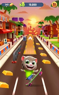 Talking Tom Gold Run Mod Apk (Unlimited Money) Latest Version 2021 1