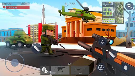 Rules Of Battle: 2020 Online FPS Shooter Gun Games 1.7.test screenshots 2