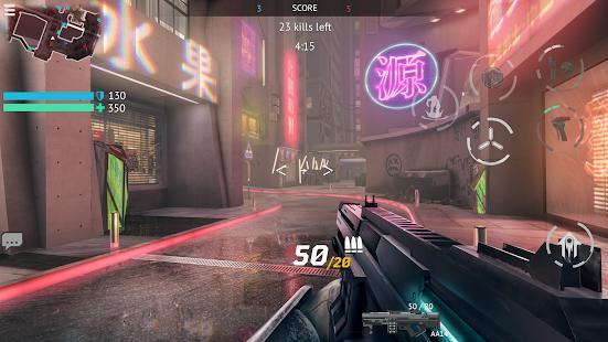 Infinity Ops: Online FPS Cyberpunk Shooter 1.11.0 Screenshots 9