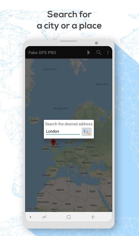 Fake GPS Location PROのおすすめ画像5