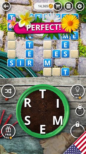Garden of Words - Word game  Screenshots 6