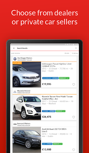 DoneDeal - New & Used Cars For Sale 12.0.2.0 Screenshots 15