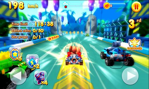 Race Jerry Car and Cat Speed  Screenshots 5