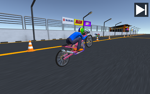 Drag King - 201m thailand racing game 2.0.2 Screenshots 5