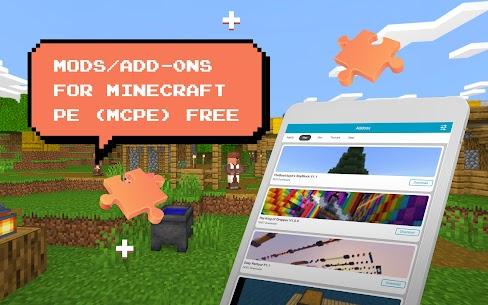 Add-ons for minecraft pe, mcpe MOD APK (Premium Unlock) Download 10