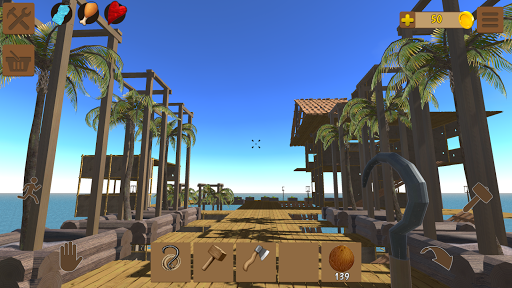 Oceanborn: Survival on Raft  screenshots 17
