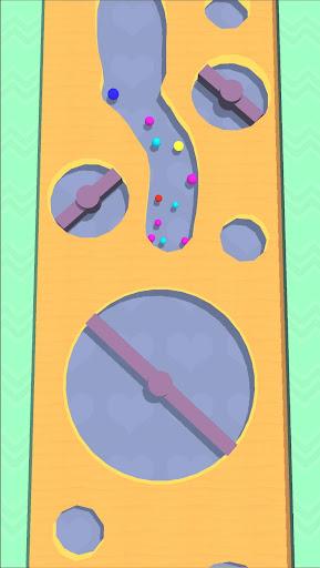 Dig in sand  - Free Ball games  screenshots 6