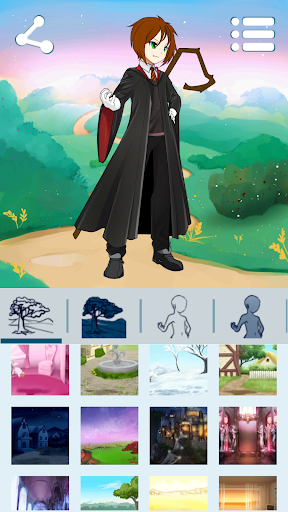 Avatar Maker: Anime Boys android2mod screenshots 9