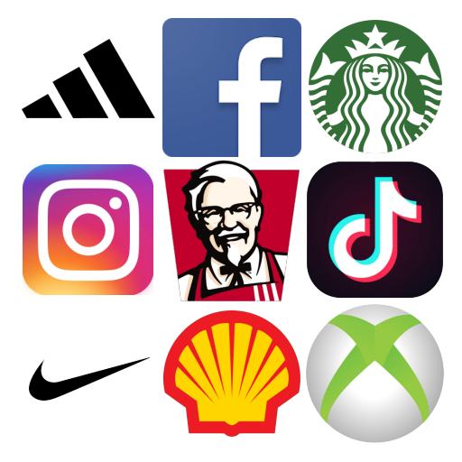 Picture Quiz: Logos