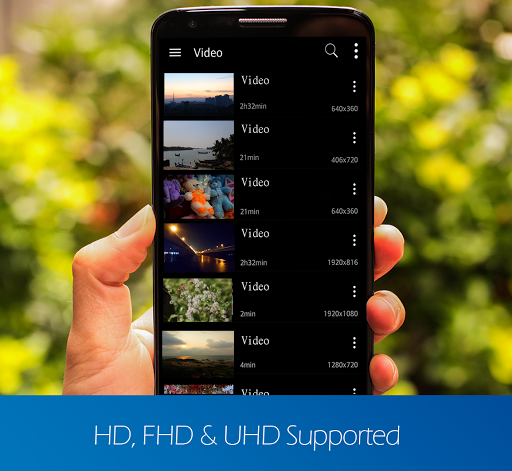 video player for android  Screenshots 8