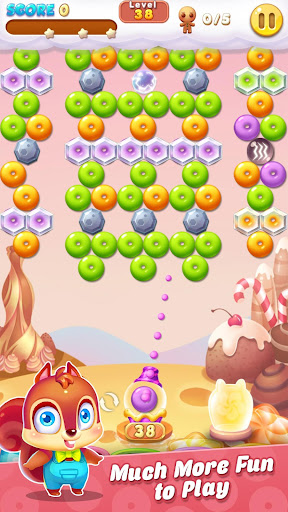 Bubble Shooter Cookie screenshots 6