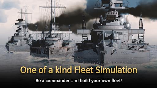Warship Fleet Command : WW2 Naval War Game 1.682 screenshots 3