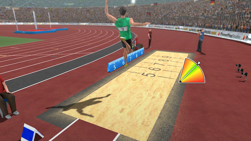 Athletics Mania: Track & Field Summer Sports Game Apkfinish screenshots 2