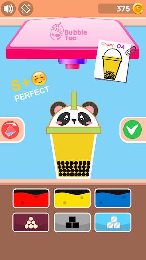 Bubble Tea - Color Mixer  screenshots 1