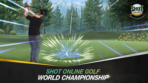 SHOTONLINE GOLF:World Championship 3.4.0 screenshots 1