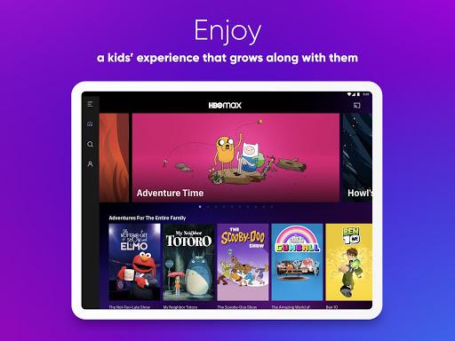 HBO Max: Stream HBO, TV, Movies & More 50.3.0.369 Screenshots 17