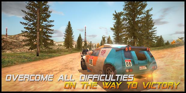 Xtreme Rally Driver HD mod apk