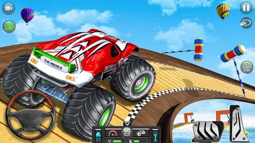Monster Truck Stunts: Offroad Racing Games 2020 0.8 screenshots 3