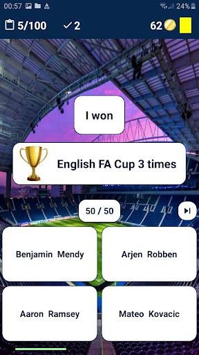 Football Player Quiz 2020 1.1.2 screenshots 2