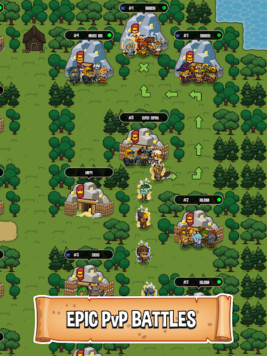 Five Heroes: The King's War  screenshots 14