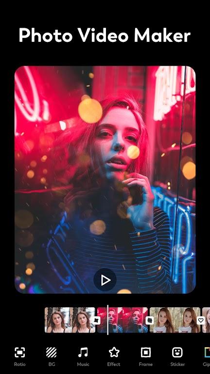 Video Maker & Photo Slideshow, Music - FotoPlay poster 0