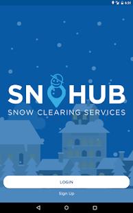 Snohub - Snow Clearing Service screenshots 4