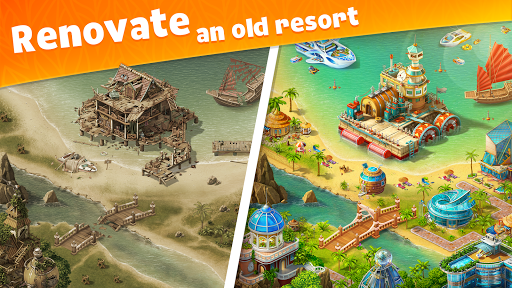 Paradise Island 2: Hotel Game screenshots 3