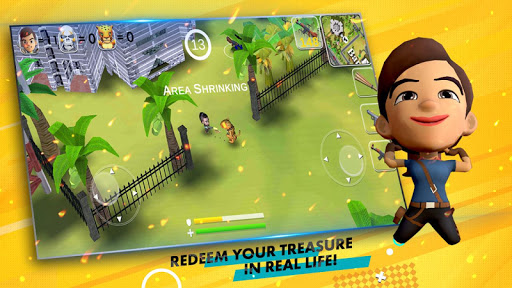 Treasure Wars  screenshots 5