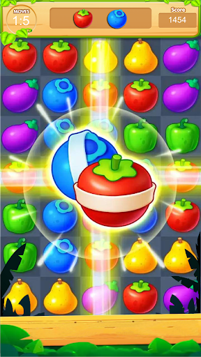 sweet fruits candy screenshot 3