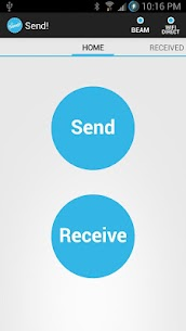Send! Pro | File Transfer 2.0.2 MOD for Android 1