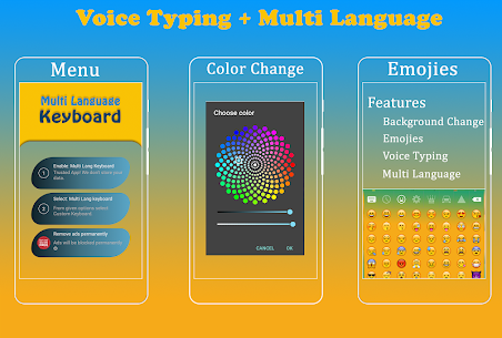 Voice keyboard and Hindi For Pc | How To Install – [download Windows 7, 8, 10, Mac] 2