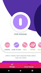 Vibrator - Vibration App Strong Massage 4.7 Screenshots 3