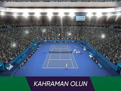 Tennis World Open 2021  Ultimate 3D Sports Games Apk İndir 2