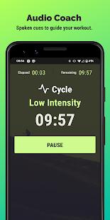 Start Elliptical - Workouts