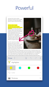 Microsoft Word: Write, Edit & Share Docs on the Go 2