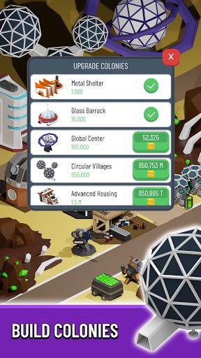 Space Colony: Idle  screenshots 18